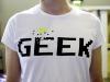 KD'après les membres non-grabataires de l'académie française, Geek signifierait personne passionnée par un ou plusieurs domaines précis, liés aux « cultures de l'imaginaire » : le cinéma, la bande dessinée, les jeux vidéo, les jeux de rôles, les petites culottes, la physique quantique et Dieu.