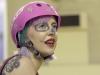 Certaines derby girls sont tatouées comme des dockers hollandais, d'autres osent des leggings à rendre fou un daltonien où des minishorts à déclencher une crise de panique chez une blogueuse mode.
