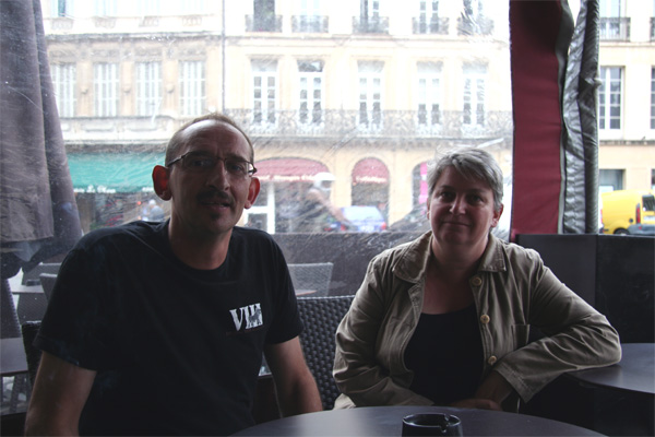 Nuits Peplum - Fabienne Creuzenet et Fred Mousseron