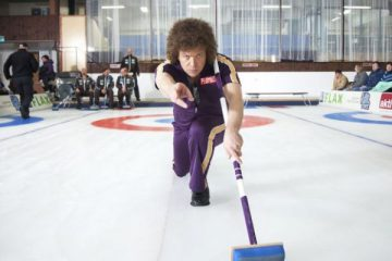 Le roi du curling