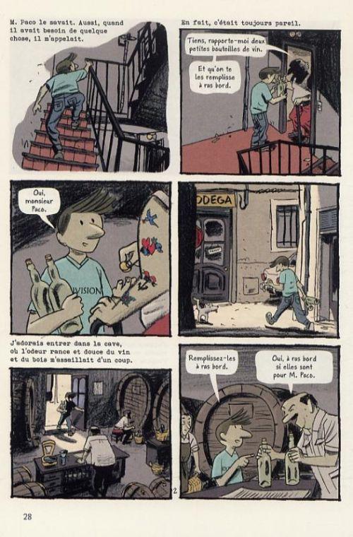 histoire de quartier