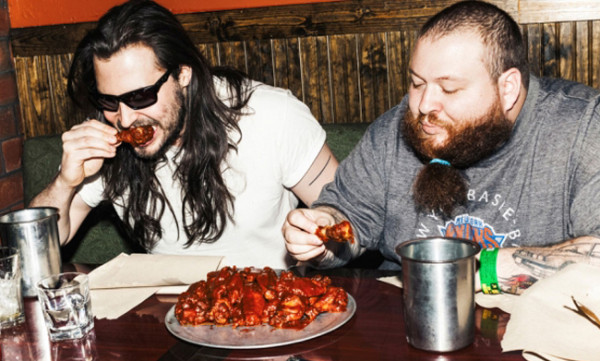 AndrewWK-ActionBronson-GhostWings-SPIN-MMXLII