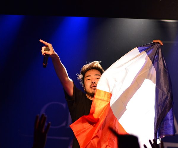 CROSSFAITH aime la France