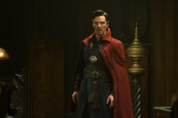 Marvel's DOCTOR STRANGE..Doctor Stephen Strange (Benedict Cumberbatch)..Photo Credit: Jay Maidment..©2016 Marvel. All Rights Reserved.