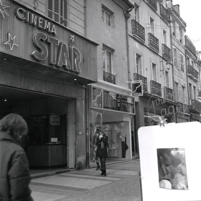 Dijon1900-Star, rue Bourg, 1980