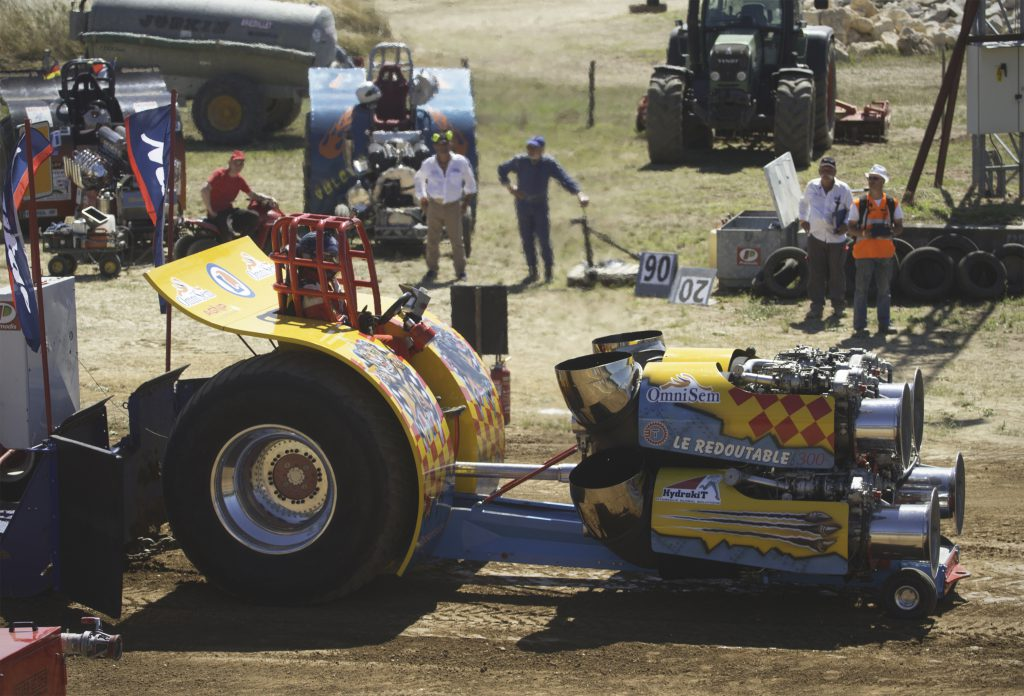 SPARSE - TRACTEUR PULLING 18