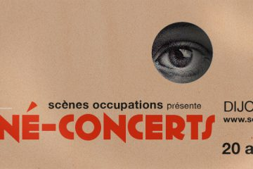 Ciné-concerts Scènes Occupations